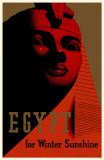 Egypt for Winter Sunshine Masterprint