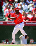 Torii Hunter 2011 Action Photo