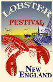 New England Lobster Festival Masterprint