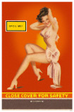 Spoil Me Pin-up Masterprint
