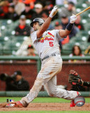 Albert Pujols 2011 Action Photo