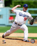 Chad Billingsley 2011 Action Photo