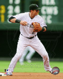 Troy Tulowitzki 2011 Action Photographie