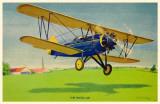 Travel Air Bi-Plane Masterprint