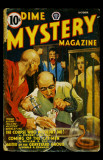 Oct 40 -Mystery Magazine--Corpse Who Wouldn't Die Masterprint