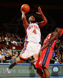Chauncey Billups 2010-11 Action Photo