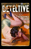 July 1936 -Spicy Detective -Vengeance is Mine Photo