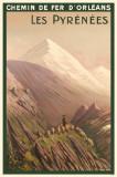 Les Pyrenees Masterprint