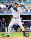 Derek Jeter 2011 Action Photo