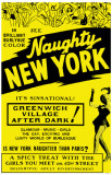 Naughty New York Masterprint