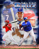 Nelson Cruz 2011 Portrait Plus Photo