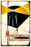 Myrtle Beach Lighthouse Masterprint