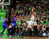 Paul Pierce 2010-11 Playoff Action Photo