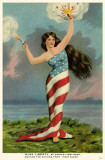 Miss Liberty Masterprint