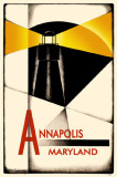 Annapolis Maryland Masterprint