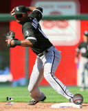 Alexei Ramirez 2011 Action Photo