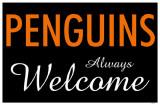 Penguins Always Welcome Reprodukcja arcydzieła
