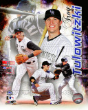 Troy Tulowitzki 2011 Portrait Plus Photographie