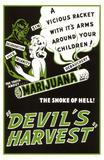 cosecha del diablo, La|Devil's Harvest Lámina maestra