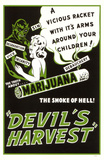 Djävulens skörd|Devil's Harvest Tryckmall