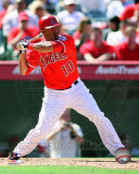 Vernon Wells 2011 Action Photo