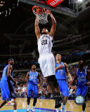 Tim Duncan 2010-11 Action Photo