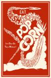 Rocket Popcorn Masterprint