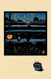 Ryo Takagi Fireworks Masterprint