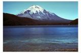Mt St Helens Pre-Eruption Masterprint