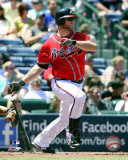 Brian McCann 2011 Action Photo
