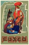Cusco Peru Masterprint