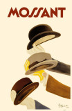 Mossant Hats Masterprint
