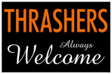 Thrashers Always Welcome Masterprint