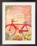 Celebrate, Life is a Journey Posters by Flavia Weedn