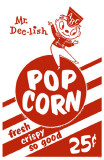 Mr Dee-lish Popcorn Box Photo