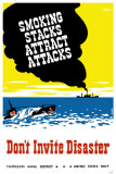 Don't Invite Disaster Masterprint