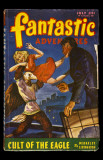 July 1946 -Fantastic Adventures -Cult of the Eagle Masterprint