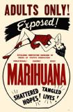 Marihuana Lámina maestra