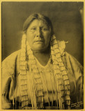 Arikara Woman Masterprint