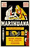 Marijuana Masterprint