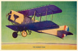 Handley Page Airplane Masterprint