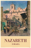 Nazareth Israel Masterprint