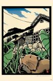 Ryo Takagi Groundhog Feast Masterprint