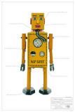 Robot Lilliput Masterprint