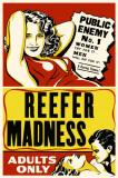Reefer Madness – Kiffen macht crazy Masterdruck