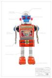 Jupiter Robot Masterprint