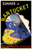 Summer in Nantucket Masterprint