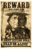 Sitting Bull Masterdruck