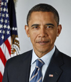 Obama Official Portrait Masterprint