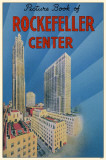 Picture Book of Rockefeller Center Masterprint